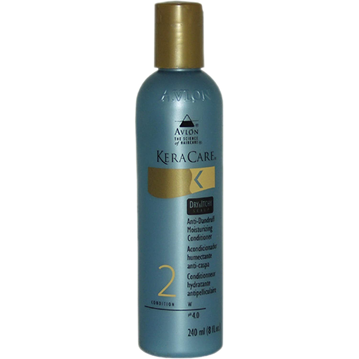 KeraCare Dry & Itchy Scalp Anti-Dandruff Moisturizing Conditioner