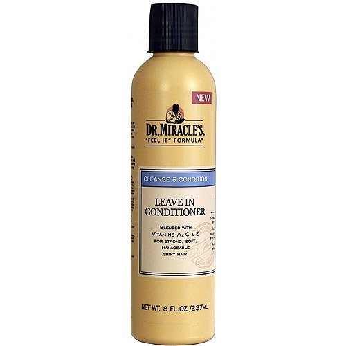 Dr. Miracle's Leave-In Conditioner