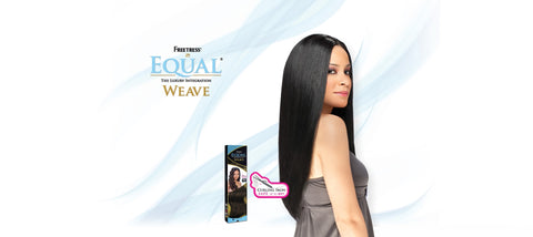 FreeTress Equal Yaky Straight Weave 18""