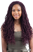 Load image into Gallery viewer, FreeTress Crochet Braid Goddess Loc 18""