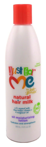 Just For Me Natural Hair Milk Oil Moisturizing Lotion