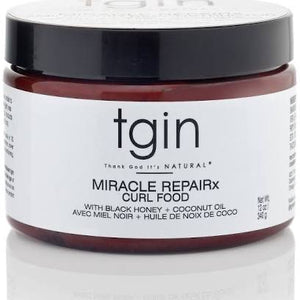 TGIN Miracle RepairX Curl Food 12oz