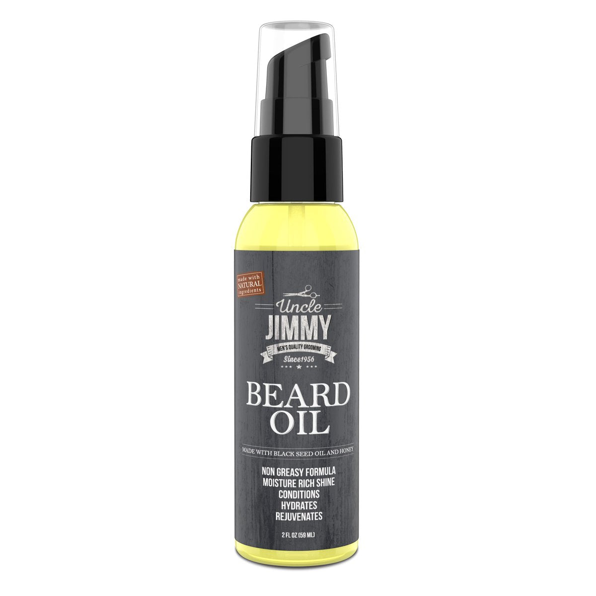 Uncle Jimmy Beard Oil