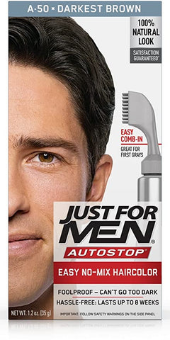 Just For Men Darkest Brown Autostop