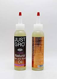 Just Gro 100% Pure Natural Hair and Scalp Oil