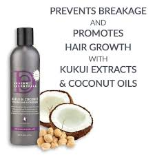 Design Essentials Kukui & Coconut Leave-In Conditioner