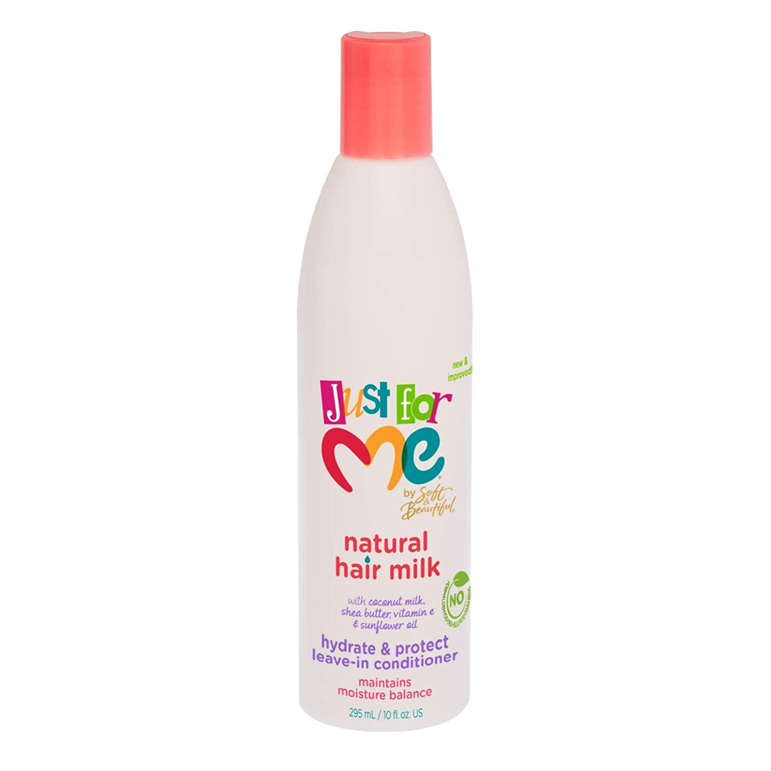 Just For Me Natural Hair Milk Hydrate & Protect Leave-In Conditioner