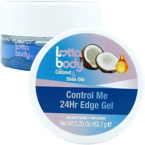 Lotta Body Coconut & Shea Control 24 HR Edge Gel