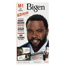 Bigen EZ Color Jet Black M1