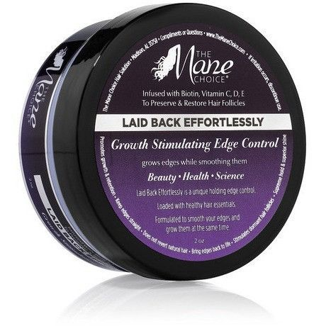 The Mane Choice Laid Back Effortlessly Growth Stimulating Edge Control