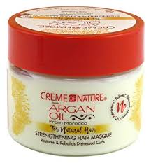 Creme of Nature Strengthening Hair Masque