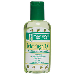 Hollywood Beauty Moringa Oil