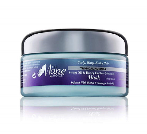 The Mane Choice Tropical Moringa Mask