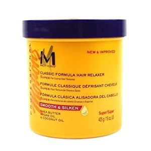 Motions Smooth & Silken Classic Formula Hair Relaxer Super