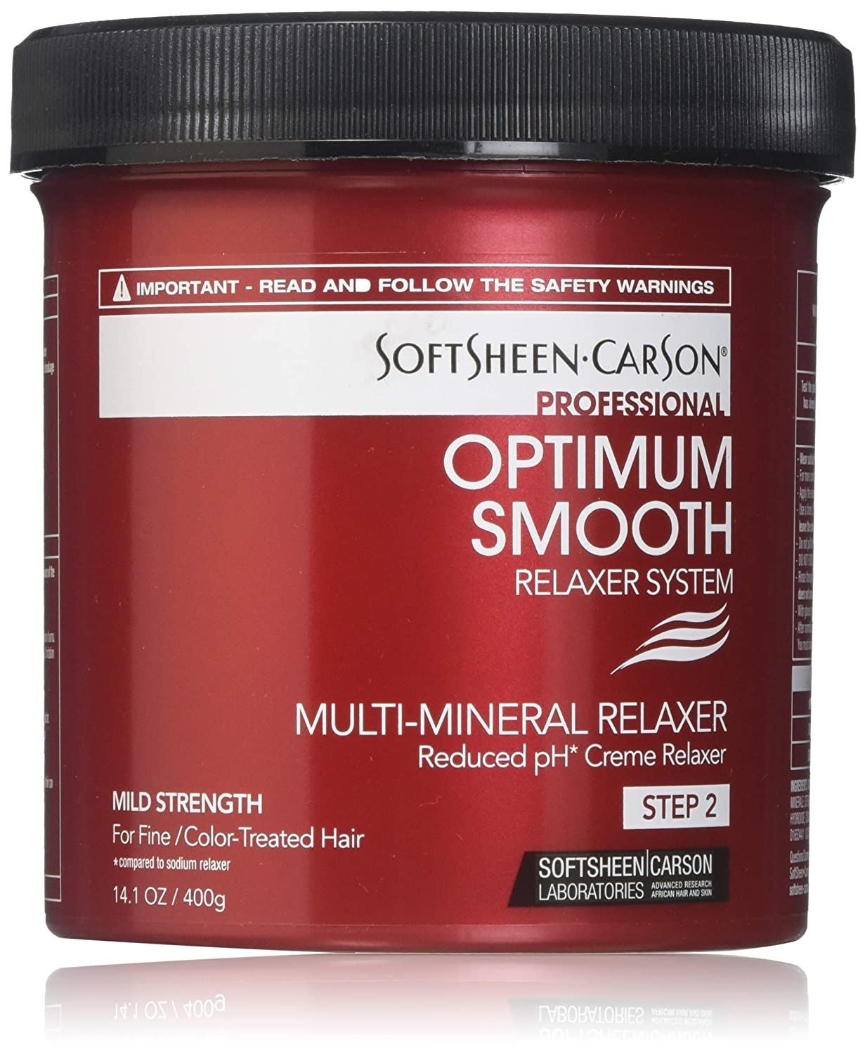 Optimum Smooth Multi-Mineral Creme Relaxer Mild