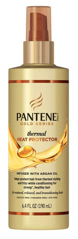 Pantene Gold Series Thermal Heat Protector