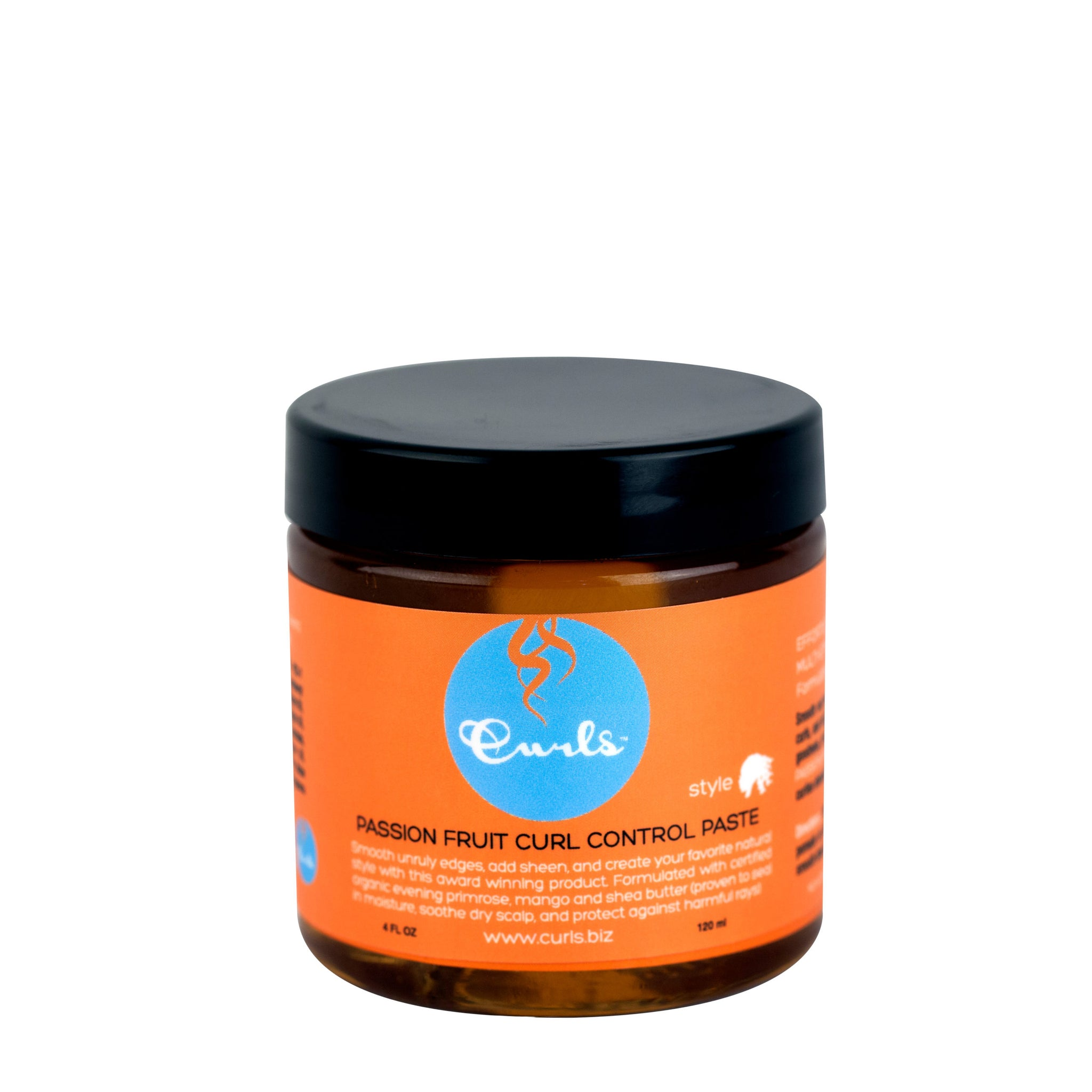 Curls Passion Fruit Curl Control Paste
