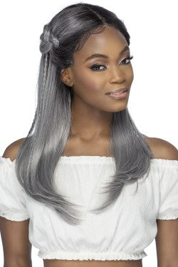 SWISS LACE FRONT WIG PW-4