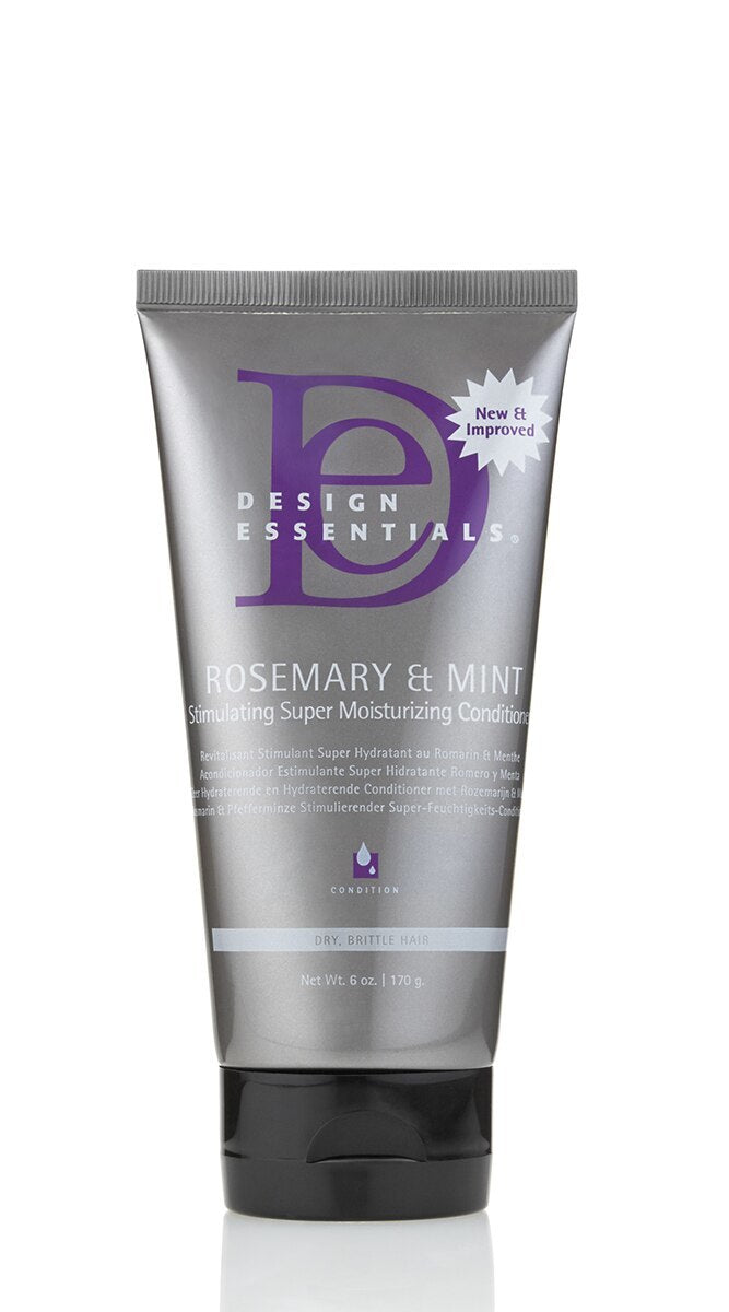 Design Essentials Rosemary & Mint Stimulating Conditioner
