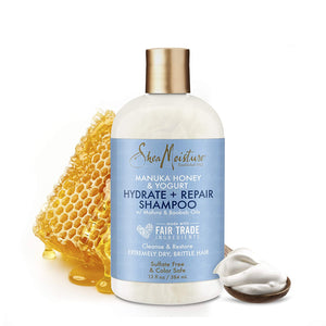 Shea Moisture Manuka Honey & Yogurt Hydrate and Repair Shampoo