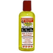 Hollywood Beauty Tea Tree Oil