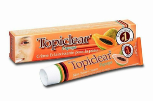 Topiclear Papaya Skin Lightening Cream