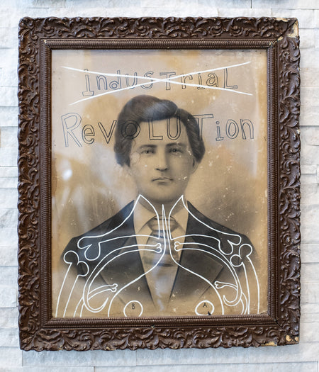 Butch Anthony - Industrial Revolution - Framed