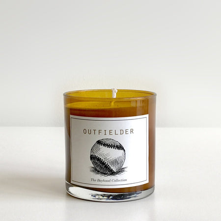 ULAH Outfielder Candle