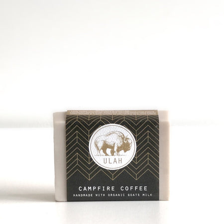 ULAH Campfire Coffee Bar Soap