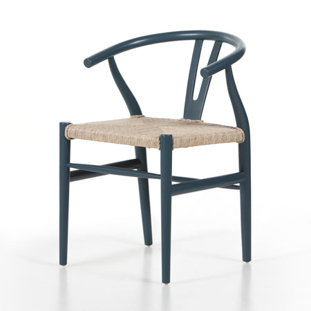 Muestra Dining Chair in Dusty Slate