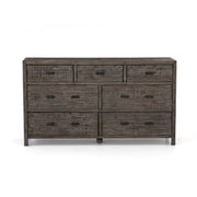 Caminito 7-Drawer Dresser - Black Olive