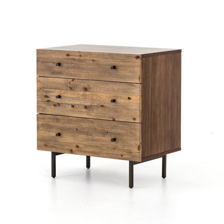 Harlan 3-Drawer Dresser