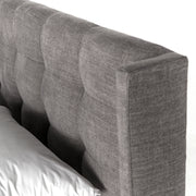 Newhall Bed in Harbor Grey - King