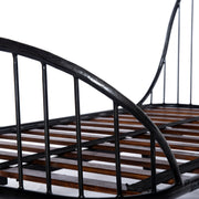 Waverly Iron Bed - Twin