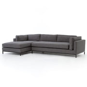 Grammercy 2-Piece Chaise Sectional