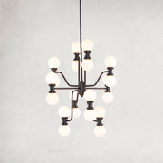 Rylan Chandelier - Antique Iron