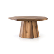 Brooklyn Dining Table - Blonde Yukas 60""