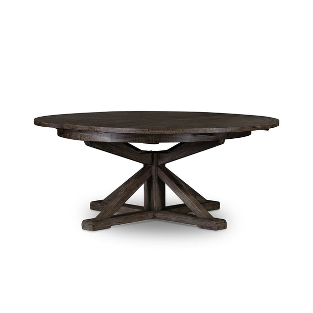 Cintra Extension Dining Table - Black Olive 63""