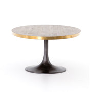 Evans Oval Dining Table - 98""