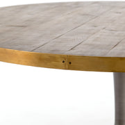 Evans Round Dining Table - 60""