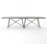 Roman Dining Table - 114""