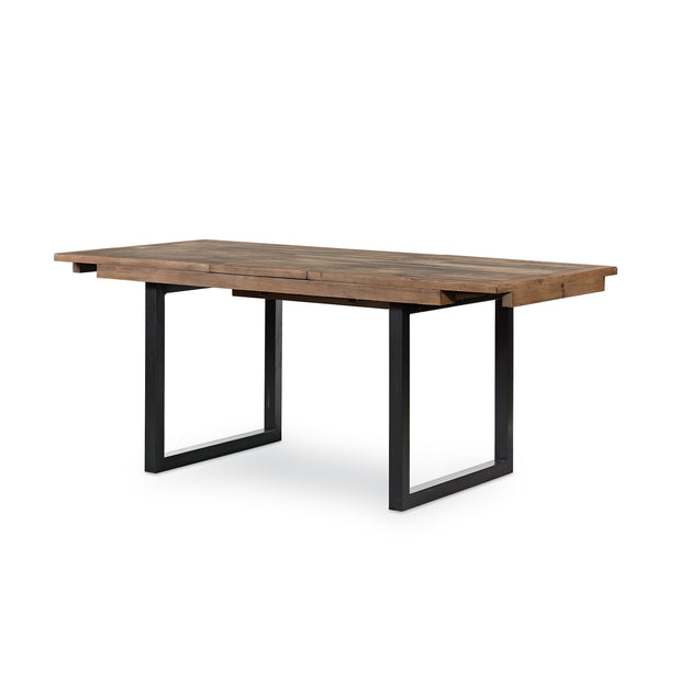"Woodenforge Extension Dining Table - 55"" / 70"""
