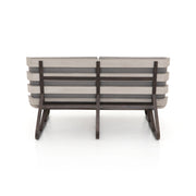 Dimitri Outdoor Double Daybed - Charcoal