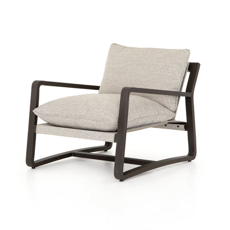 Lane Outdoor Chair - Bronze with Ash