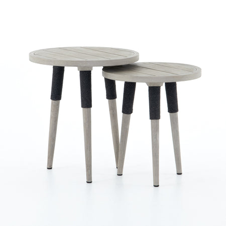 Sana End Table, Set of 2