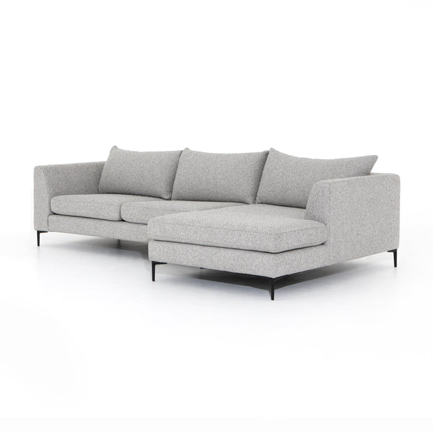 Madeline 2-Piece Sectional - Right Arm Facing