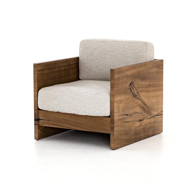 Franklin Chair in Natural Yukas
