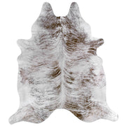Cowhide Rug Light Brindle XL