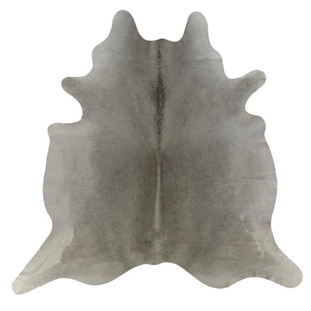 Cowhide Rug Gris Grey XL