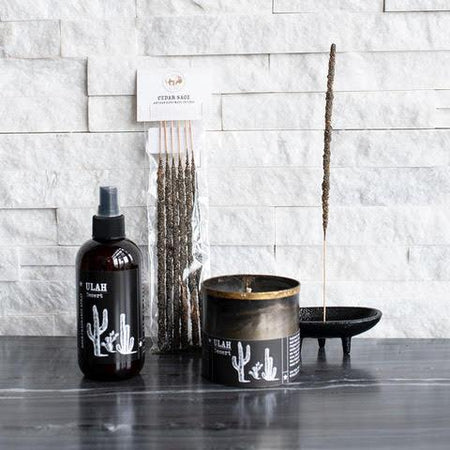 ULAH Home Kit - The Aromatherapy - Desert / Cedar Sage